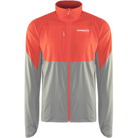 Norrøna M's Bitihorn Aero100 Jacket Tasty Red